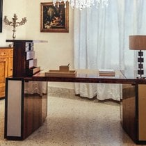 Rossi da Vinci Desk with Hidden compartments and watch winders
