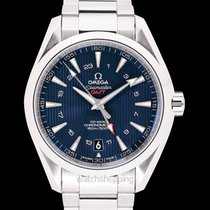Omega Seamaster Aqua Terra Steel 43mm Blue United States of America, California, San Mateo