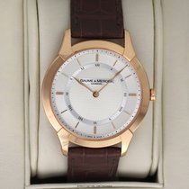 Baume & Mercier William Baume William Baume Manual Wind Limited pre-owned