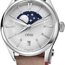 Oris Artelier Date Steel Silver United States of America, New York, Brooklyn