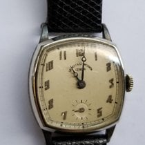 Vacheron Constantin 1930 Cushion Wrist Watch with Fancy Scroll...