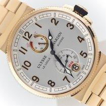 Ulysse Nardin Marine Chronometer Manufacture Pозовое золото 43mm