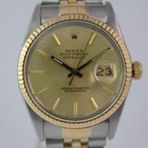 Rolex Datejust LC100 #1016 Box, Papiere, Historie