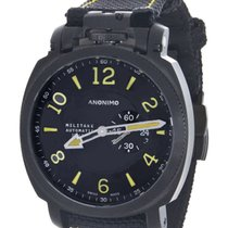 Anonimo Militare neu 2010 Automatik Nur Uhr AM.1000.02.004.A01