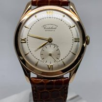 Cortébert Rose gold 36mm Manual winding pre-owned