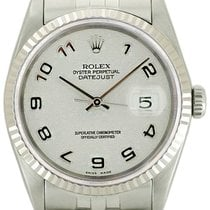 Rolex 16234 Acero Datejust 36mm usados