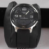 Tissot T-Race Touch tweedehands 42mm Staal