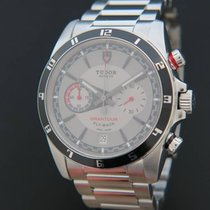 Tudor Grantour Chrono Fly-Back Steel 42mm Grey