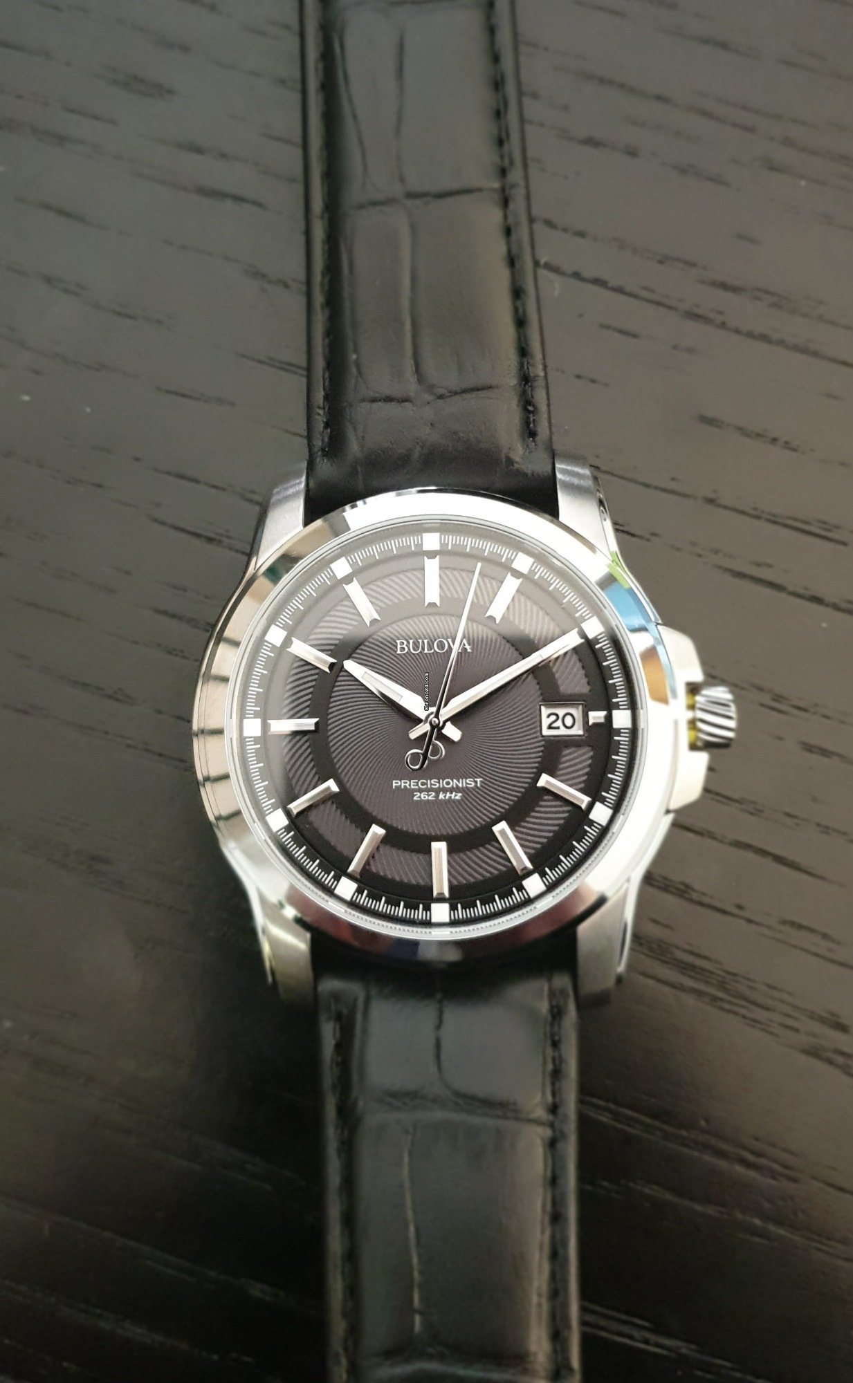 2cf7b4826 Bulova Precisionist for $227 for sale from a Trusted Seller on Chrono24