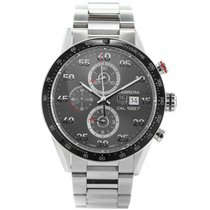 TAG Heuer Carrera Calibre 1887 occasion 43mm Acier
