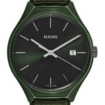 Rado True Ceramic 40mm Green United States of America, New York, Monsey