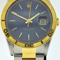 Rolex Gold/Steel 36mm Automatic 16263 pre-owned United States of America, New York, New York
