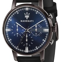 Maserati Steel 42mm Quartz R8871630002 new