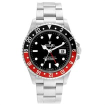 Rolex 16710 Staal 2001 GMT-Master II 40mm tweedehands
