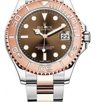 Rolex Yacht-Master 37 new 2019 Automatic Watch with original box and original papers 268621