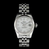 Rolex Lady-Datejust 179174 2009 pre-owned