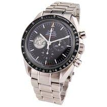 Omega 311.30.42.30.01.002 Aço 2010 Speedmaster Professional Moonwatch 42mm usado