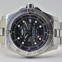 Breitling Superocean Steelfish A17390 2005 pre-owned