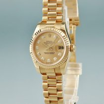 Rolex Yellow gold 26mm Automatic 179178G pre-owned