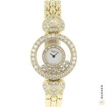 Chopard Montre femme Happy Diamonds 27mm Quartz occasion Montre uniquement
