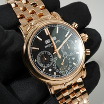 Patek Philippe Perpetual Calendar Chronograph 5204/1R-001 Nuevo Oro rosado Cuerda manual
