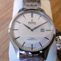 Festina new Quartz 40mm Steel