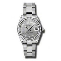 Rolex Lady-Datejust 178384 WGDMDAO nuevo