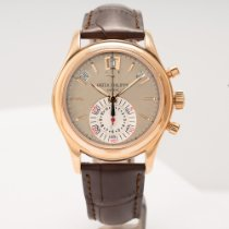 Patek Philippe Annual Calendar Chronograph 5960R-001 2011 pre-owned