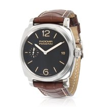 Panerai 1940 3 Steel 2010 Radiomir 1940 3 Days 47mm pre-owned United States of America, New York, New York