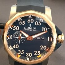 Corum Amirals Cup Competition 48mm TÍT./Rose Gold