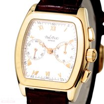 Paul Picot Firshire Chronograph 18k Yellow Gold Bj 2010