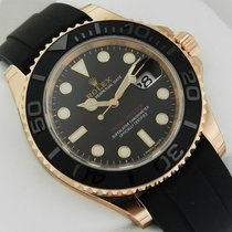 Rolex Yacht master yachtmaster Oro rosa rose Gold Ceramic 40 mm