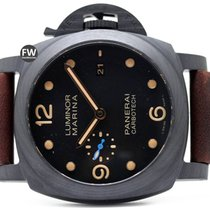 Panerai Luminor Marina 1950 3 Days Automatic Carbono 44mm Negro Arábigos España, Madrid