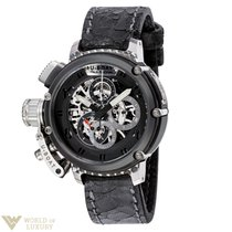 U-Boat Chimera 46 SS Skeleton Watch
