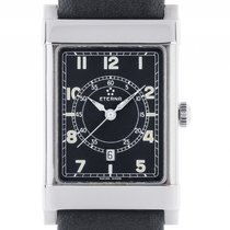 Eterna Matic 1935 Les Historiques Stahl Automatik Armband...
