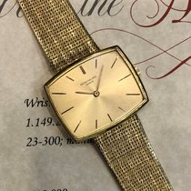 Patek Philippe Yellow gold Manual winding Champagne 27mm pre-owned Vintage