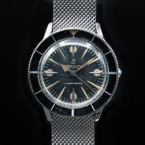 Breitling 1004 1004 Vintage Super Ocean Circa 1959 + Original...