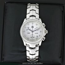 TAG Heuer Link Lady Steel 33mm Mother of pearl United States of America, New York, Airmont