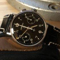 Lemania Pilot's Vintage Chronograph 15CHT same as Omega 33.3