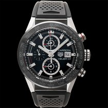 TAG Heuer Carrera Calibre HEUER 01 Ceramic 43.00mm Black United States of America, California, San Mateo