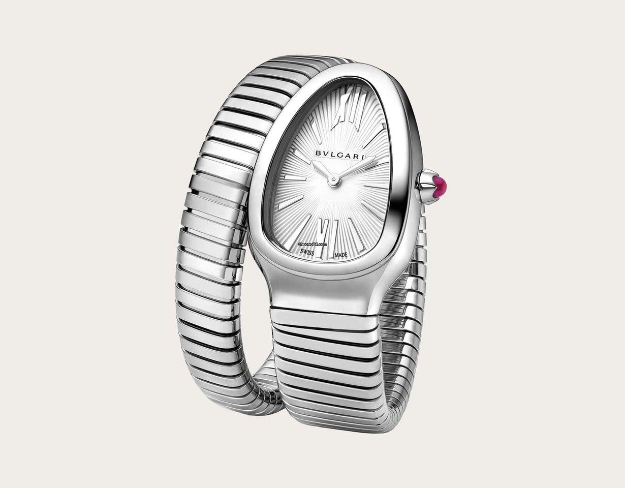 1f2e553eb5a Relógios de senhora Bulgari - Relógios de senhora 2.403 Bulgari na Chrono24
