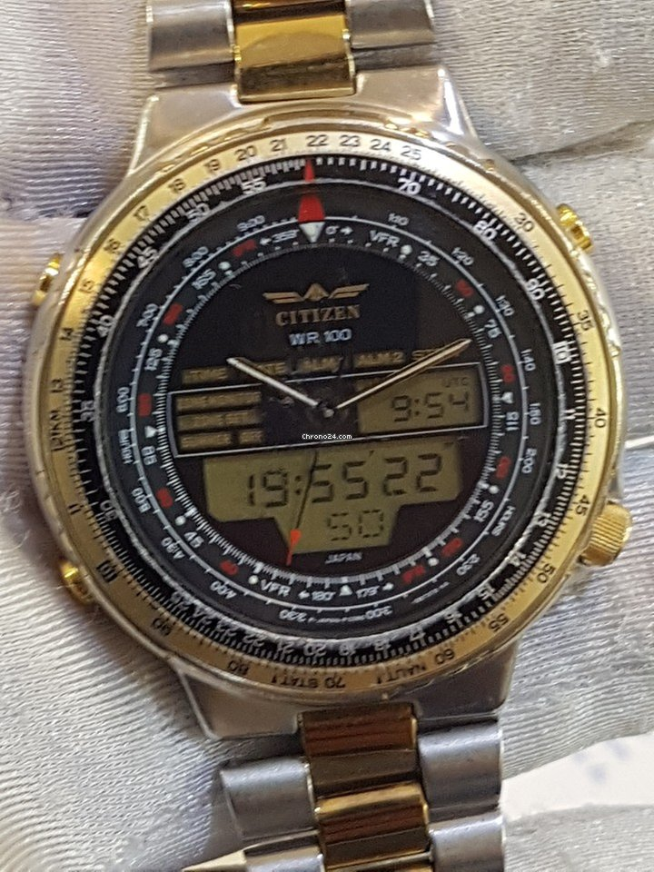 Citizen WR 100 REF C080-088506 K Multifunction WR 100m for Rs. 7 3a68c7f9d4