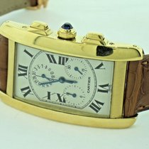 Cartier Tank Américaine W2605856 Very good Yellow gold 26mm Quartz United States of America, New York, Greenvale