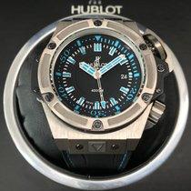Hublot King Power Oceanographic 4000 Titanium - Caribbean Edition