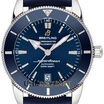 Breitling Superocean Héritage II 42 Stahl 42,00mm Blau Deutschland, Schwabach