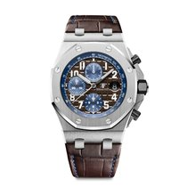 Audemars Piguet Royal Oak Offshore Chronograph Acier Brown...