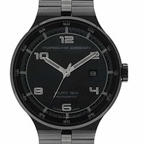 Porsche Design 44mm Automatic new Flat Six