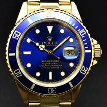 Rolex Submariner Date usados 40mm Oro amarillo