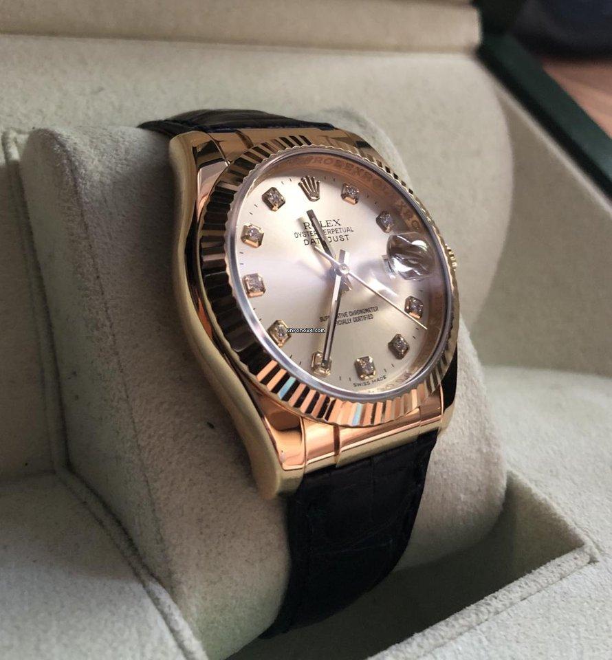 Použité hodinky Rolex  0bdd7ba10a0