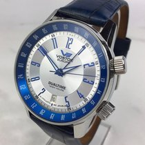Vostok 43mm Automatic pre-owned Silver